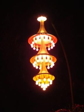 Tivoli by night.
