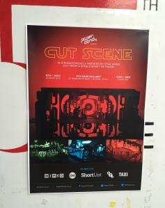 Cut Scene Poster